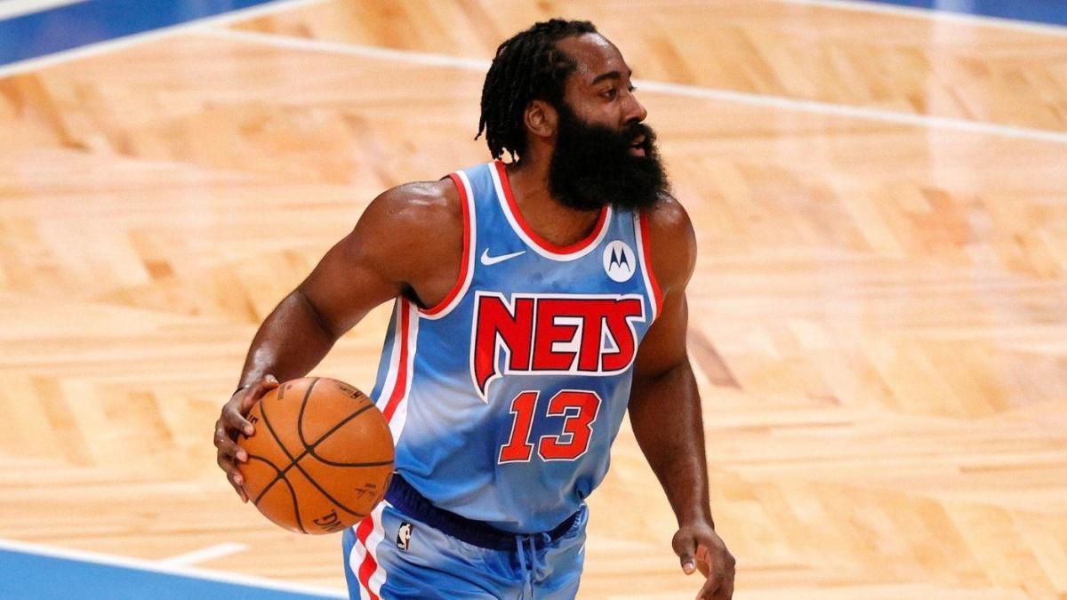 NBA James Harden condizione