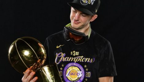 The daydream of Alex Caruso, holder in the final and NBA champion -  Archysport