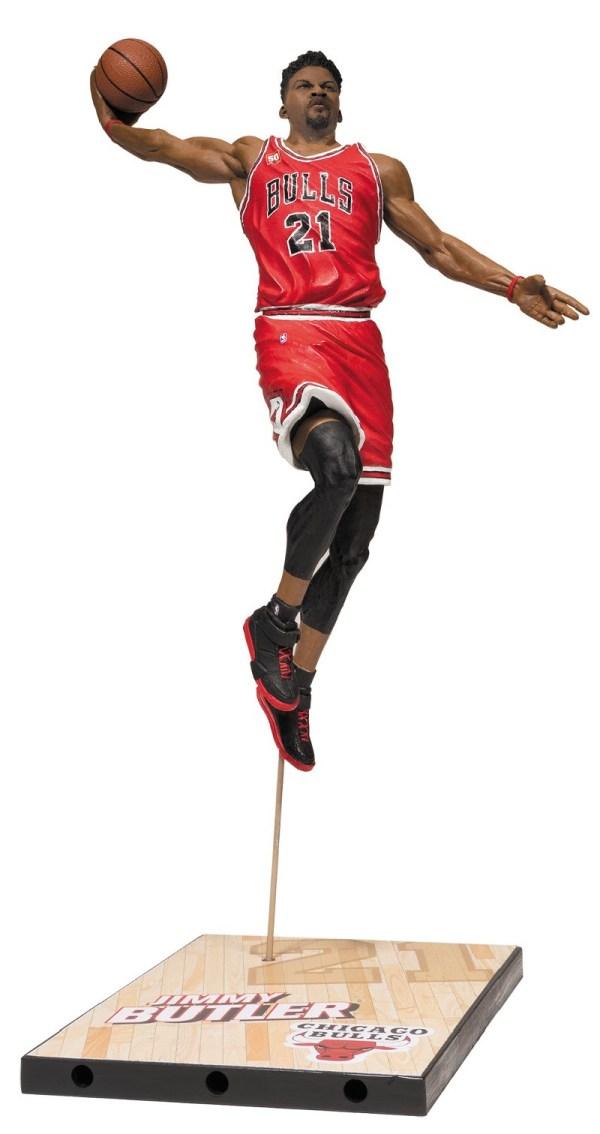Jimmy Butler NBA McFarlane Figures