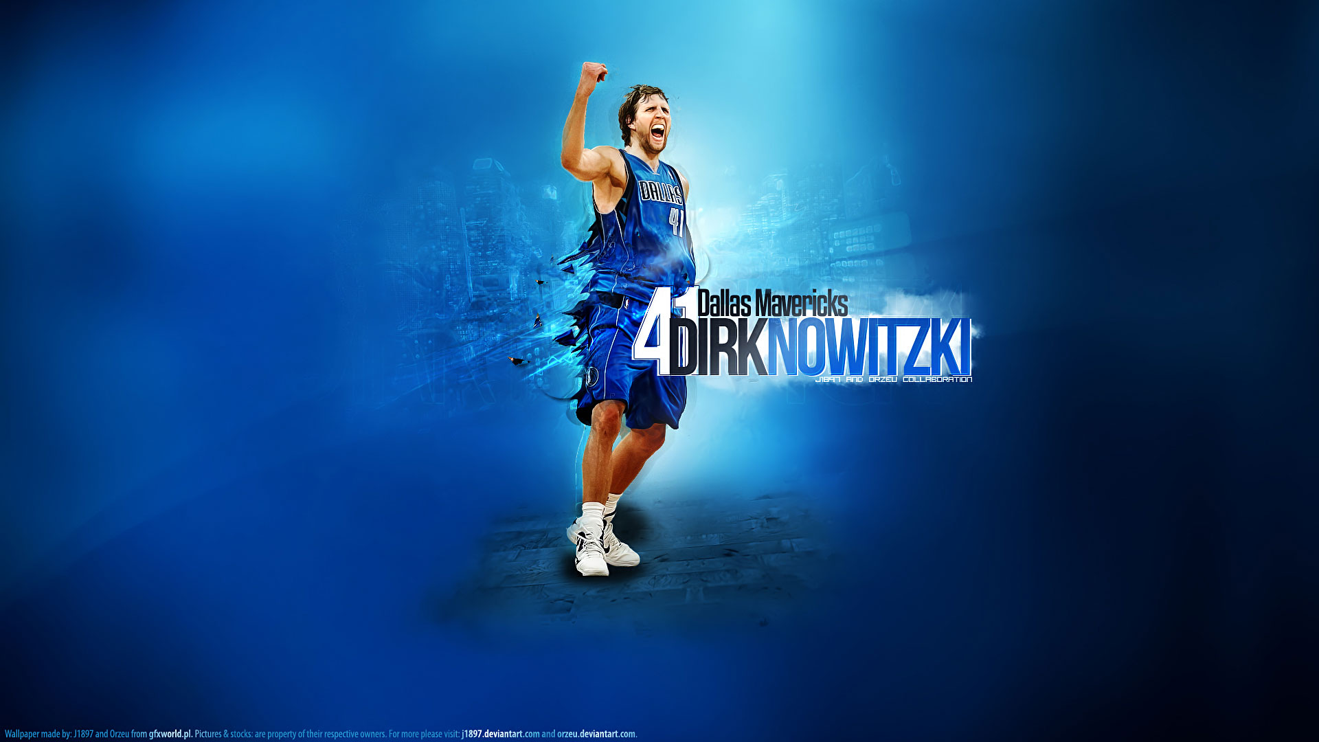 Nba Players Iphone Wallpaper Dirk Nowitzki Wallpapers Basketball Wallpapers At