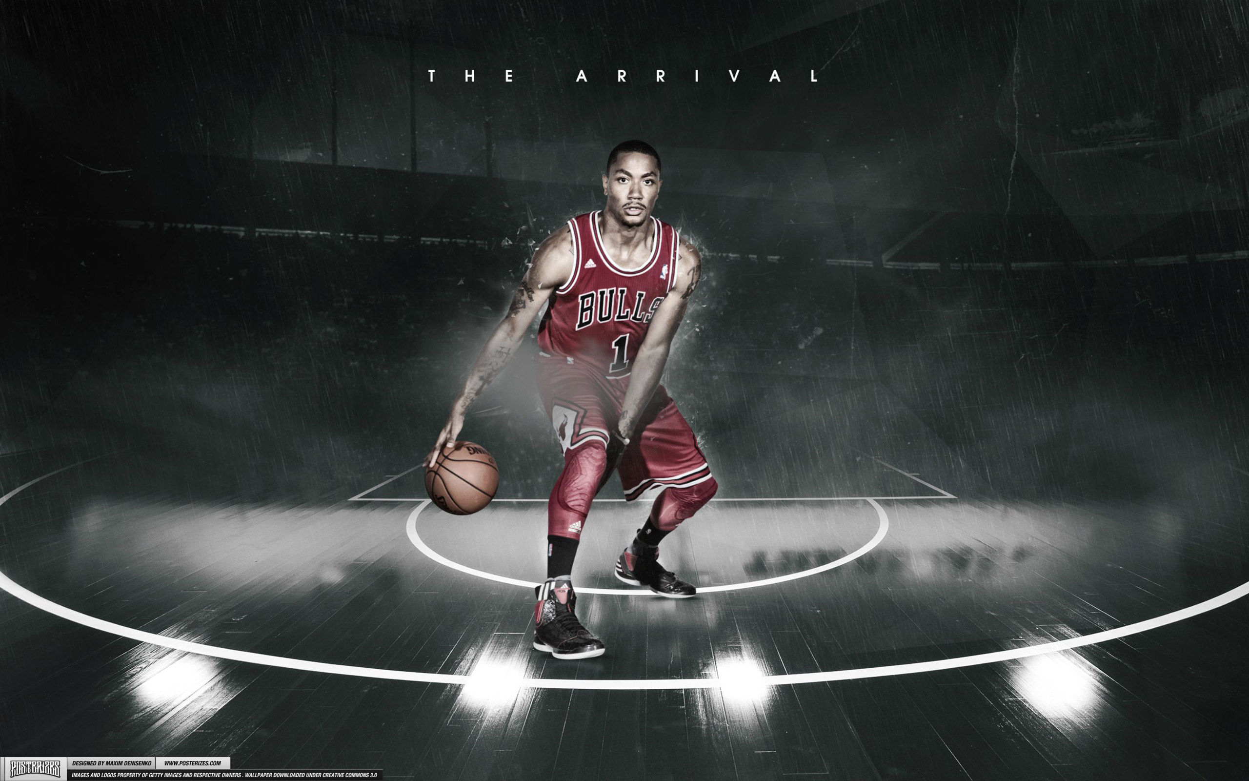 Chicago Bulls Iphone X Wallpapers Derrick Rose Wallpapers Basketball Wallpapers At