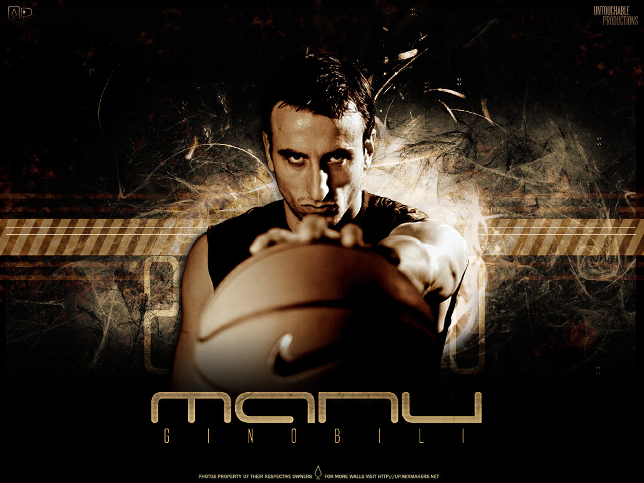 Argentina Wallpaper Hd Manu Ginobili Wallpaper Basketball Wallpapers At