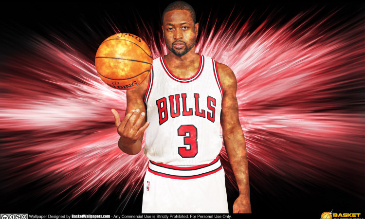 Chicago Bulls Iphone X Wallpapers Dwyane Wade Wallpapers Basketball Wallpapers At