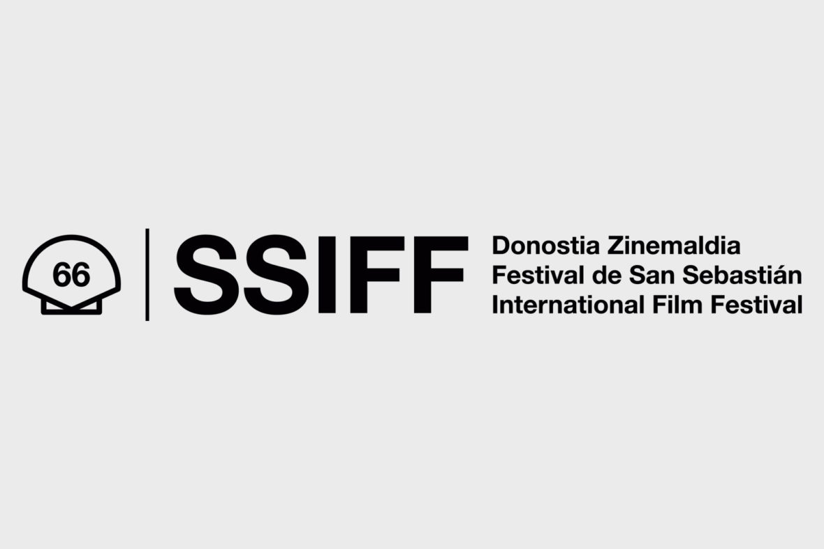 66th San Sebastian International Film Festival Logo