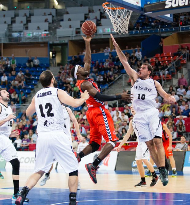 ACB J4,Laboral Kutxa-Bilbao Basket, Photo: Igor Martin
