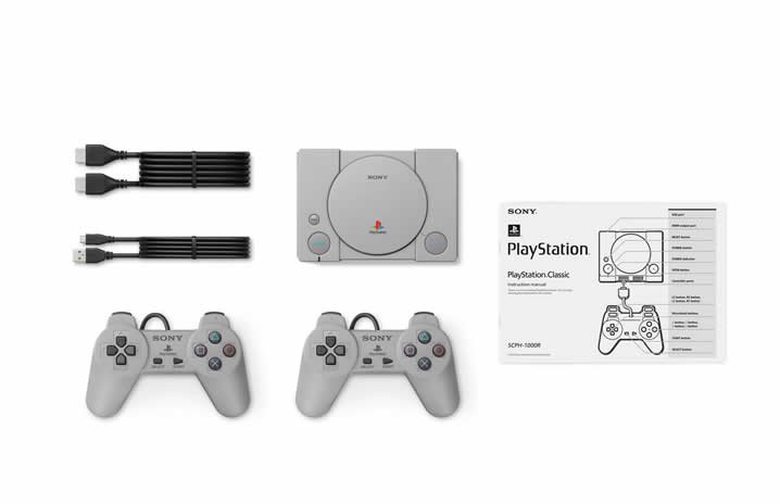 PlayStation Classic inceleme