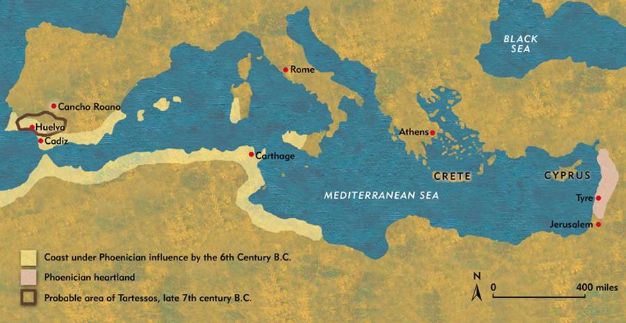 Resultado de imagen de tartessian civilization