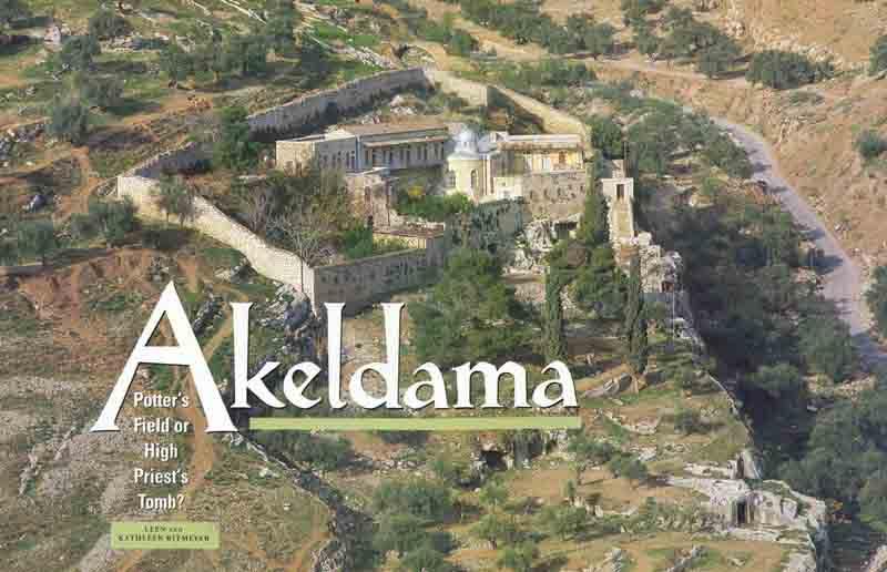 Kidron Valley Jesus