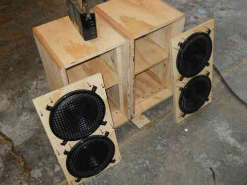 small resolution of two speaker cabinet wiring