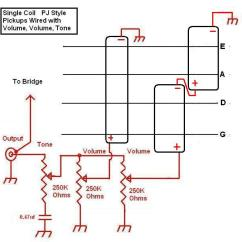 Pj Bass Wiring Diagram 1972 Chevy C10 Ignition Pickup
