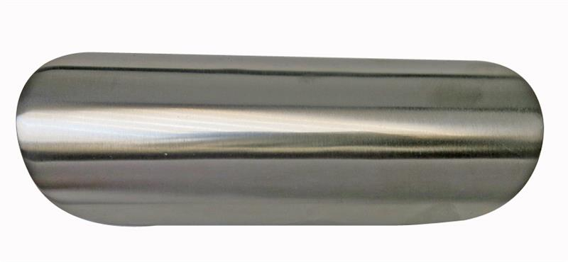 partial stainless steel heat shield