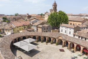 Bagnacavallo Piazza Nuova