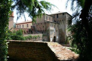 Giardini pensili Rocca estense di Lugo