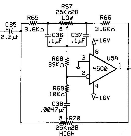 bassbacke electronics corner