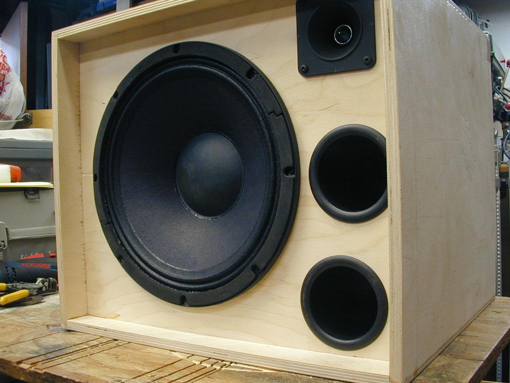 BassesByLeo  View topic  1X12 speaker cabs Build in