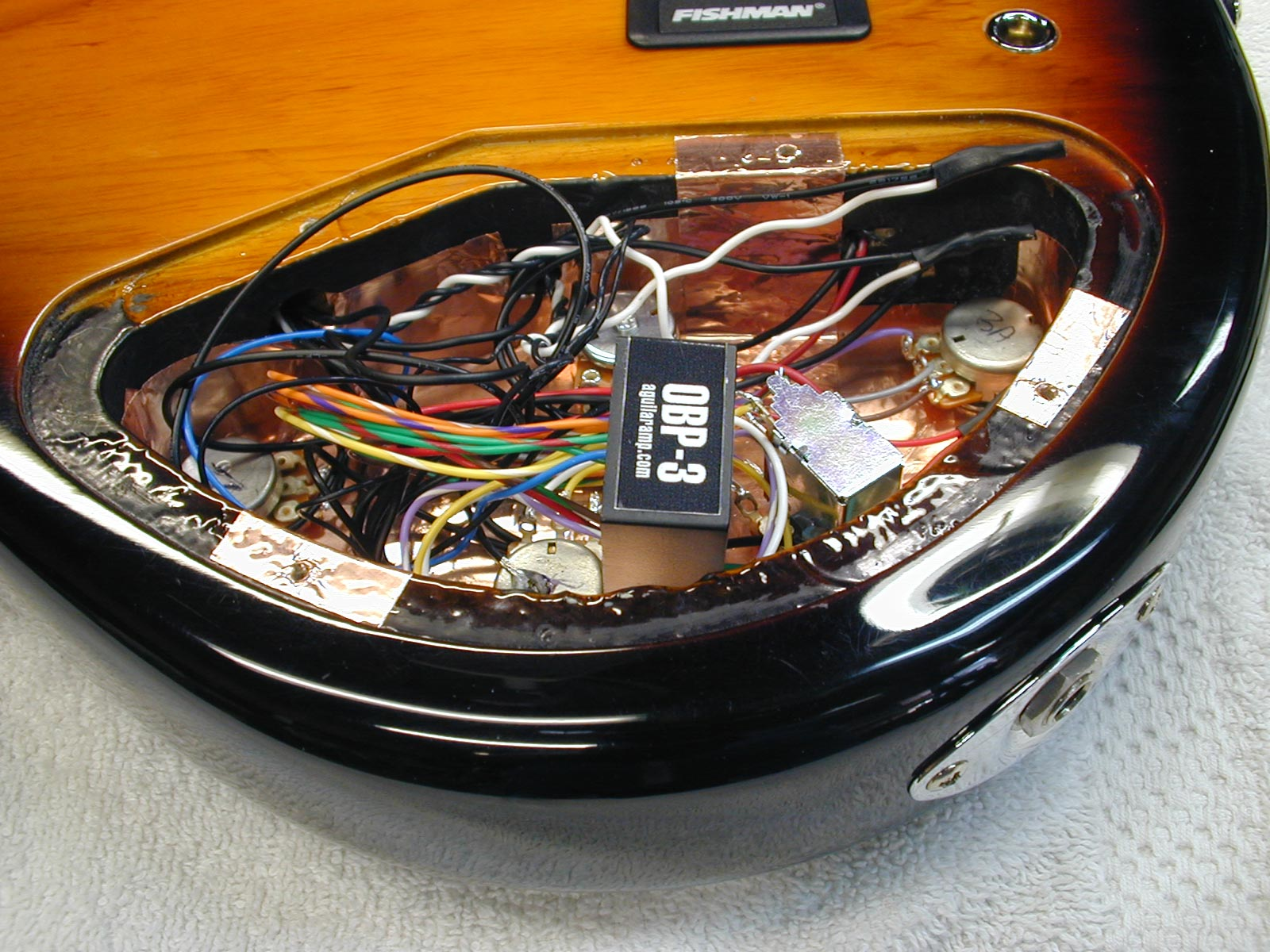 Lakland Bass Wiring Diagram