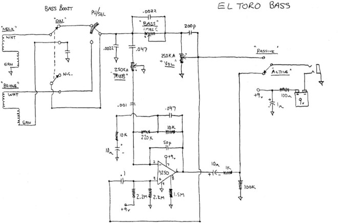 gl wiring diagrams and schematics