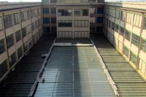 copertura centro commerciale lingotto 2