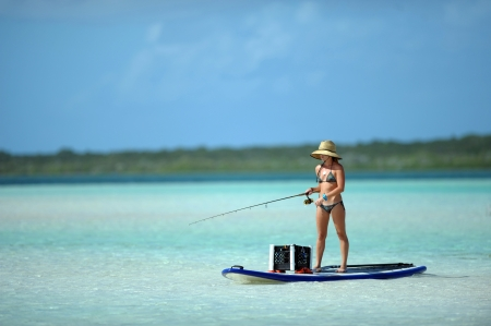 Fishing Paddle Boards