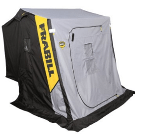 Best ice fishing shelter keeping you toasty warm for Best ice fishing bibs
