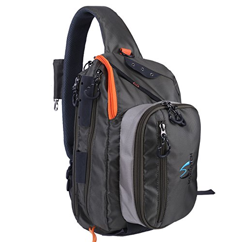 Choosing the best fly fishing sling pack 2018 for Fly fishing sling pack