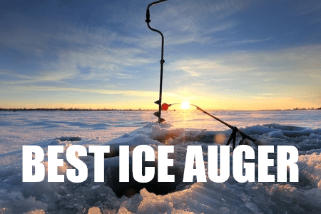 best ice auger