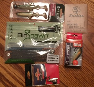 Mystery Tackle Box Unboxing