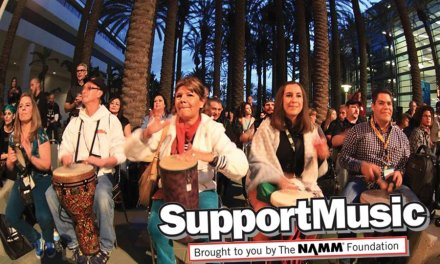 Fundamental Support – NAMM Foundation