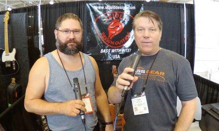 Summer NAMM '17 – Skjold Design Guitars Interview