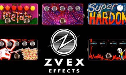 NEW ZVEX Customs!!
