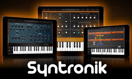 Syntronik – the legendary synth powerhouse is now available for iPad