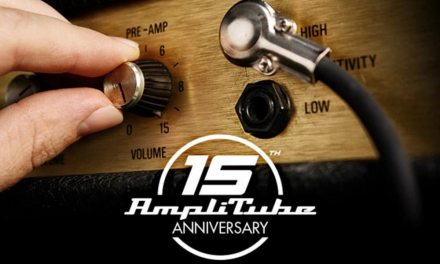 AmpliTube goes to 15