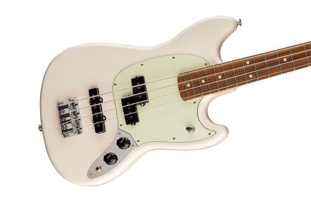 """Fender Mustang® Bass – """"The Little Horse That Kicks"""""""