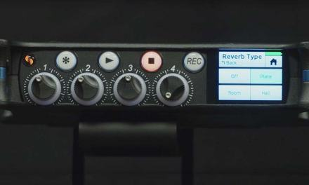 Sound Devices Releases New Multitrack Recorders With USB Audio Interface Featuring Overdub And Reverb For Musicians