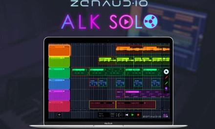 zenAud.io Introduces ALK2 Solo