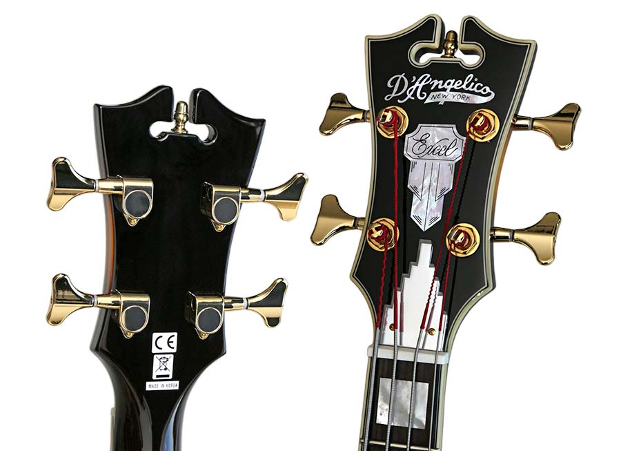 D'Angelico EX-Bass
