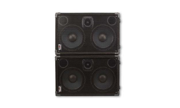 Wayne Jones Audio WJ 2×10 and WJ 1×10 Bass Cabs