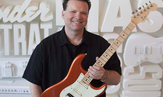 Tom Bowlus Interviews Max Gutnik (Fender Player Series)