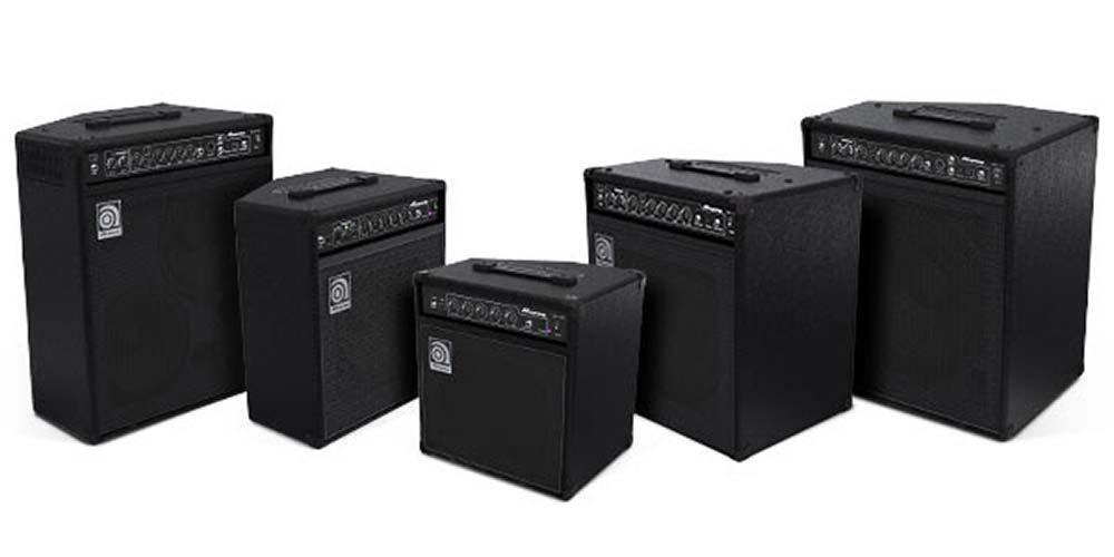 U.S. Customers: Save Big On Ampeg BA Series Bass Combo Amps