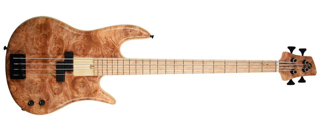 Elrick Icon Bass Guitar Press Release