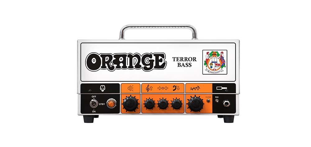 Orange Amplification Release Terror Bass