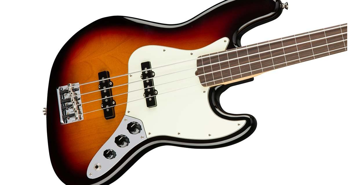 Fender Precision Bass String Gauge
