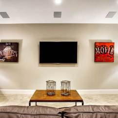 Living Room Theater Oak Furniture Top 10 In Ceiling Surround Sound Speakers Of 2018 | Bass ...