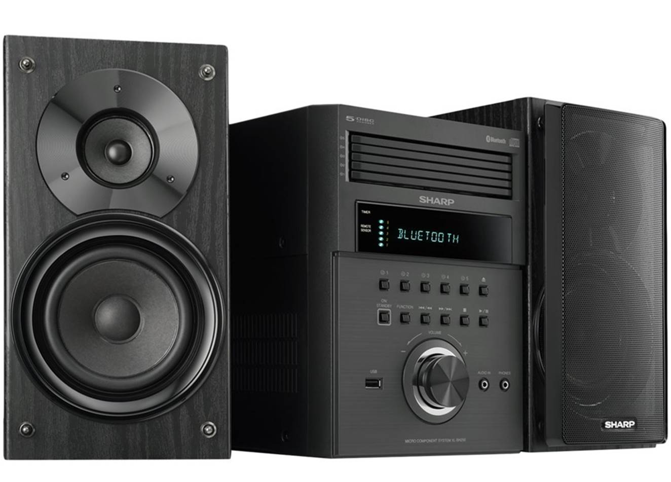 hight resolution of  1 best overall sharp xl bh250 home stereo system