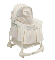 Kolcraft Cuddle 'N Care 2-in-1 Bassinet and Incline Sleeper