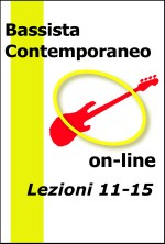 Bassista-contemporaneo-volume-1online-lezioni 11_15-trattino
