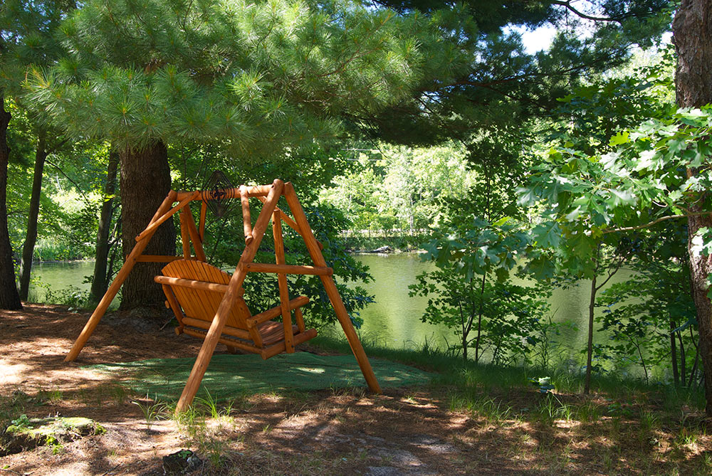Amenities  Bass Lake Campground Camping in Wisconsin Dells