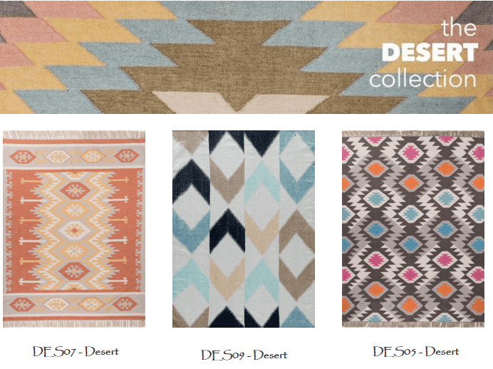 Jaipur Living New Spring Rug Desert Collections