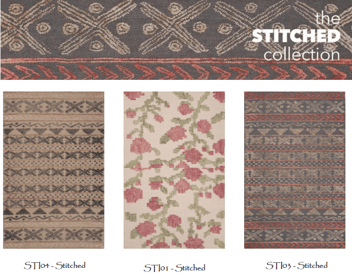 Jaipur Living New Spring Rug Stiched Collection