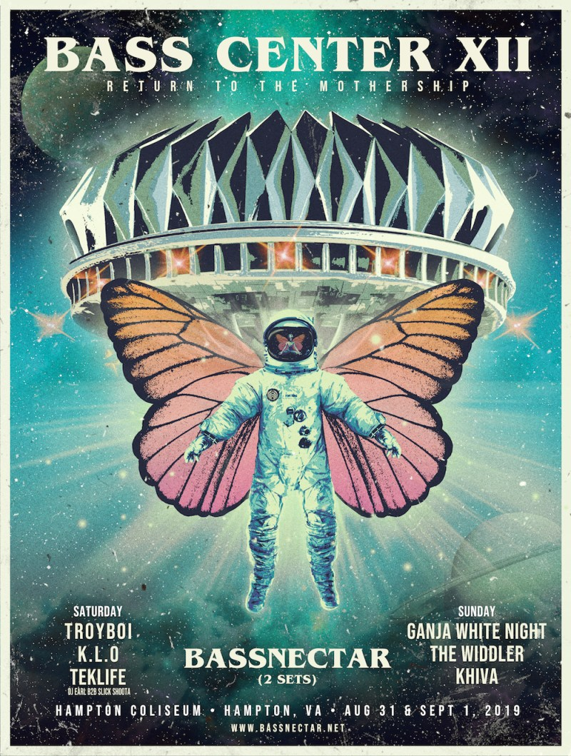 Bassnectar - Bass Center XI - The Fall Gathering - 2018
